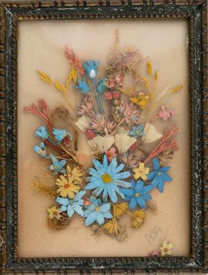 Dried Floral Picture