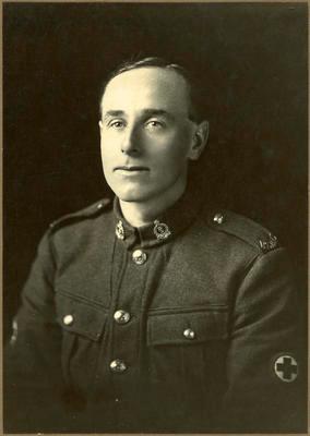 Print, Photographic, Medical corpsman, WW1