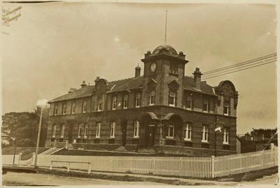 Print, Photographic, Tauranga Post Office