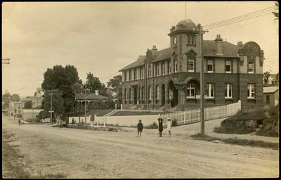 Print, Photographic, Tauranga Post Office