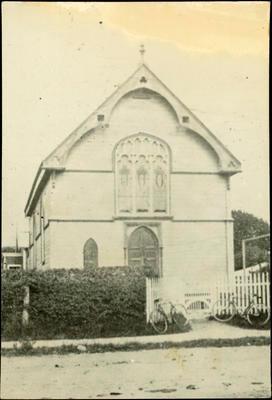 Print, Photographic, Methodist Church, Tauranga