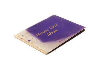 Cigarette Card Album