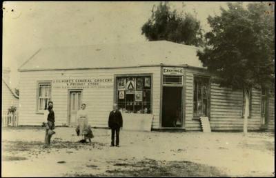 Print, Photographic, Gilmore's Store, Tauranga
