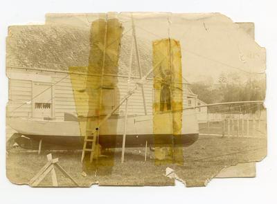 Print, Photographic, Mr Haggerty, Elsie Victoria, Tauranga