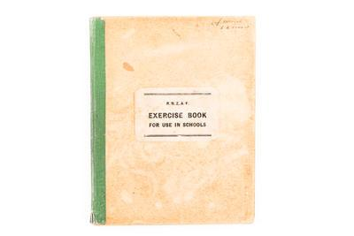 Air Force Training Notebook