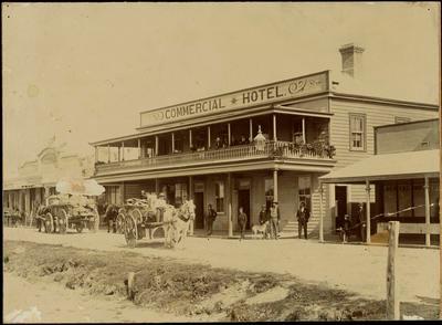 Print, Photographic, Commercial Hotel, Tauranga
