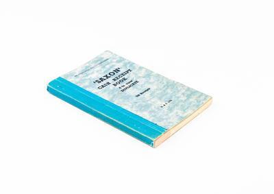 Receipt Book, Townswomen's Guild