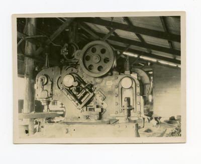 Print, Photographic, Shearing Machine