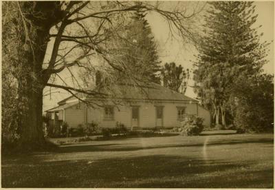 Print, Photographic, The Elms, Tauranga