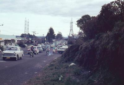 Slide, Cameron Road