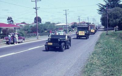 Slide, Cavalcade of Transport