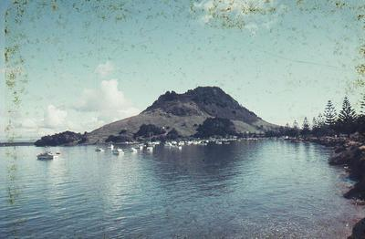 Slide, Mauao, Pilot Bay, Mount Maunganui