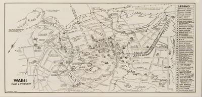 Map, Waihi