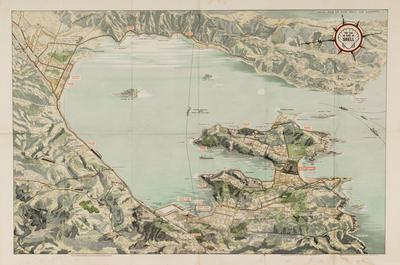 Map, Wellington