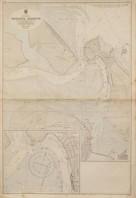 Map, Tauranga and Mt Maunganui