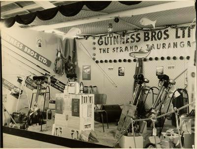 Print, Photographic, Display, Guinness Bros Ltd, Tauranga