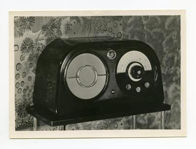 Print, Photographic, Ekco Radio