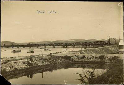 Print, Photographic, Railway Line, The Strand, Tauranga