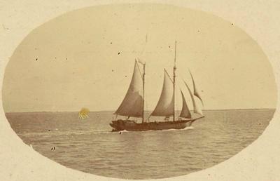 Print, Photographic, Sailing Boat, Isabella de Fraine