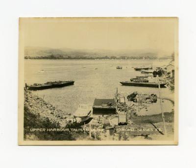 Print, Photographic, Tauranga Harbour