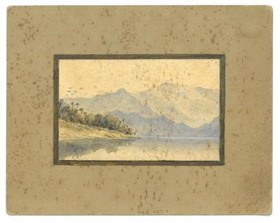 Watercolour, Dumbleton Collection