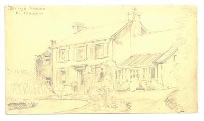 Pencil Sketch, Dumbleton Collection