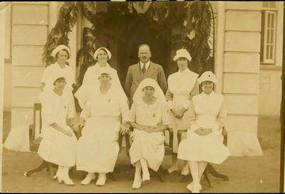 Print, Photographic, Tauranga Hospital Staff