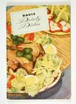 Cookbook, Davis Dainty Dishes